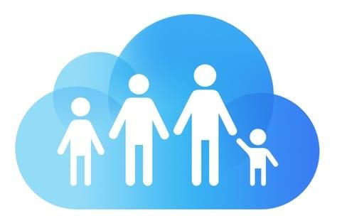 iOS 11 : le stockage d'iCloud se partage en famille