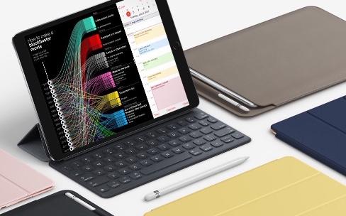Le plein d'accessoires pour les iPad Pro et l'ApplePencil