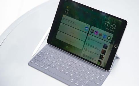 """Revue de testsde l'iPad Pro 10,5"""" : une tablette pro en attente d'un système pro"""