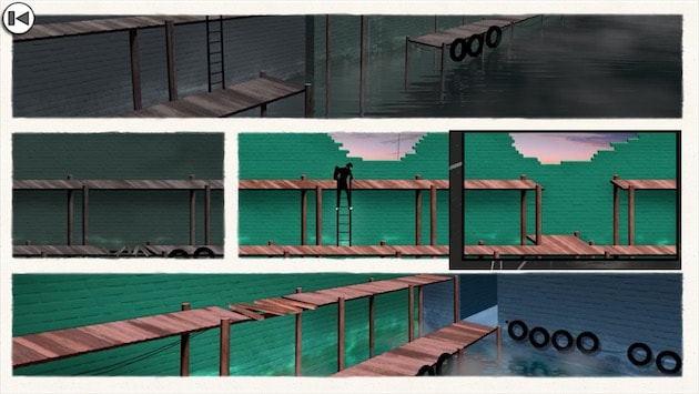 jeu de r flexion framed 2 est disponible igeneration. Black Bedroom Furniture Sets. Home Design Ideas