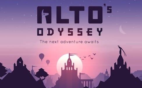 Alto's Odyssey : la glisse dans le désert avec des cascades en plus