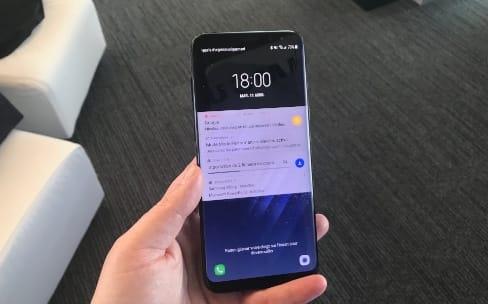 Pour Consumer Reports, le meilleur smartphone du moment est le Galaxy S8+