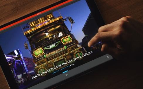 L'écran 120Hz de l'iPad Pro peut donner la nausée