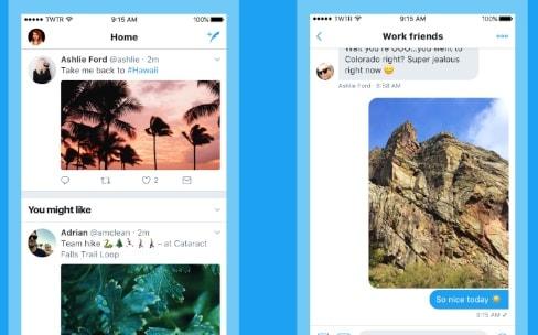 Avez-vous la nouvelle interface de Twitter? [MàJ]