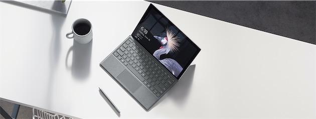 La Surface Pro. Image Microsoft.