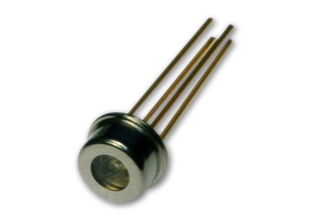 Une diode VCSEL. Image Finisar.