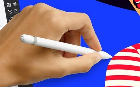 L'Apple Pencil profite à plein de ProMotion
