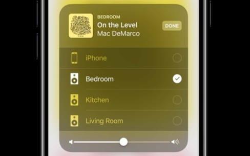 AirPlay 2 : de la musique en multi-room et sans latence