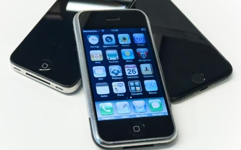 De l'iPhone EDGE à l'iPhone 7 Plus: un processeur 100 fois plus puissant, une puce réseau 10 fois plus rapide