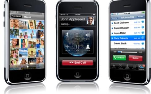 Les réactions de la presse face au premier iPhone