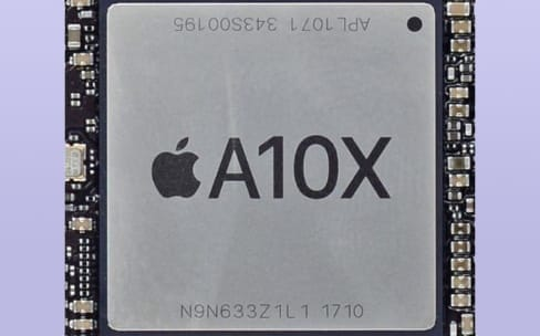 L'A10X des iPad Pro passe à 10nm