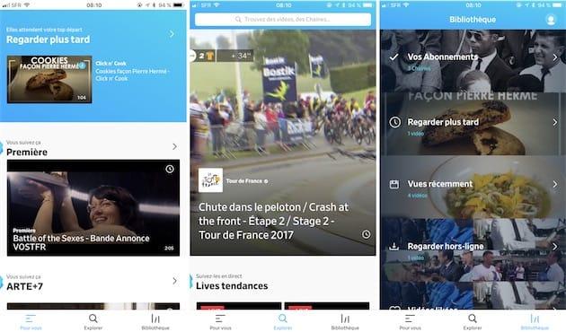 Dailymotion revoit son interface de fond en comble   iGeneration