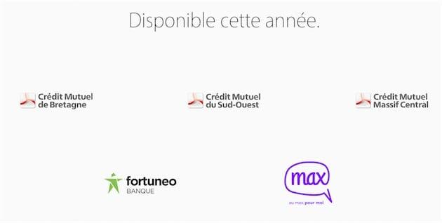 Apple Pay Le Credit Mutuel Et Fortuneo D Ici La Fin De L Annee