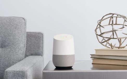 Le Google Home arrivera en France le 3août
