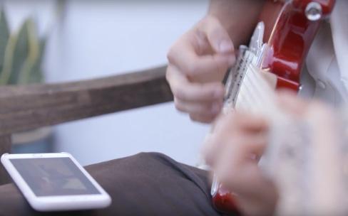 Fender met ses guitares dans Apple Music et sur l'App Store