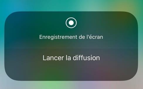 iOS 11 : la fonction d'enregistrement vidéo de l'écran sur les traces de Twitch ?