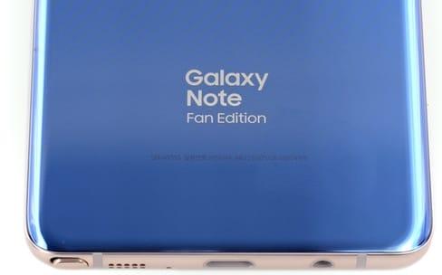 iFixit démonte le Galaxy Note7 désamorcé