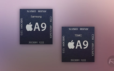 Samsung produirait à nouveau des processeurs d'iPhone en 2018