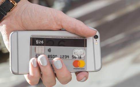 Test de N26, une banque mobile prometteuse