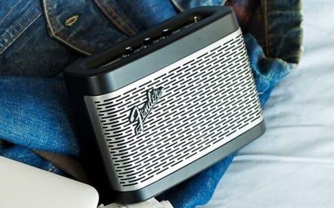Fender : des enceintes Bluetooth qui sonnent comme des amplis