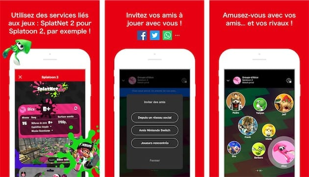 rencontres sociales iPhone Apps