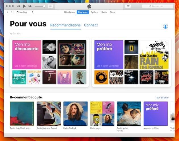 iTunes 12 6 2 fait son apparition pour macOS Sierra
