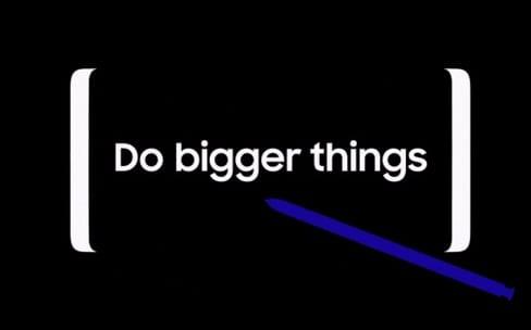 Samsung présentera le prochain Galaxy Note le 23 août