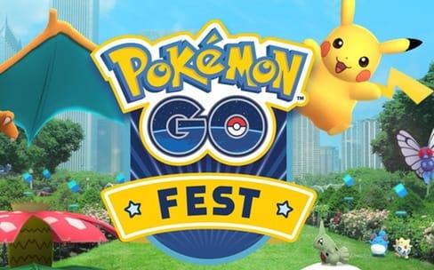 Le désastre Pokémon GO Fest à Chicago