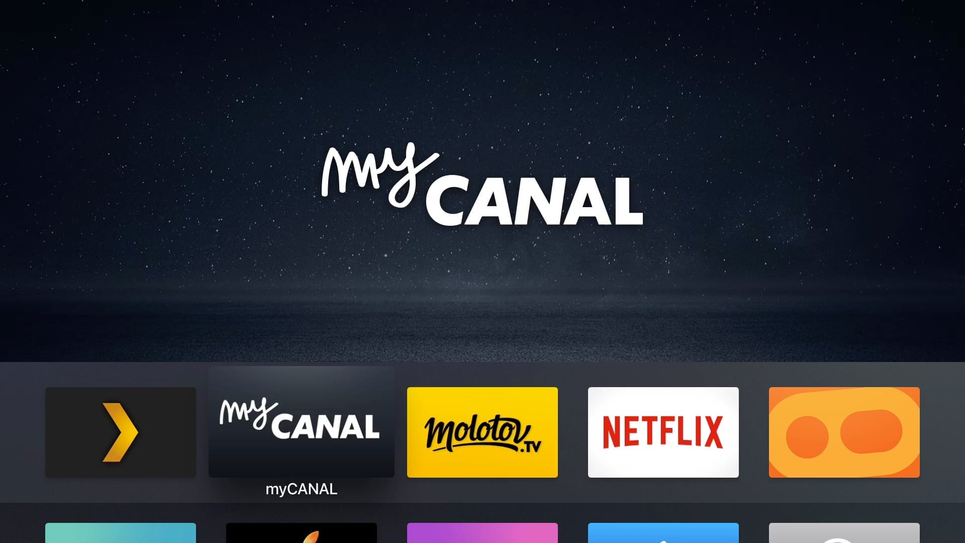 mycanal s 39 allume sur l 39 apple tv en suisse igeneration. Black Bedroom Furniture Sets. Home Design Ideas