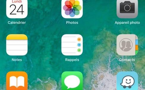 Les nouveautés d'iOS11bêta 4 en images