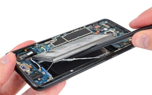 Trimestre record pour Samsung, grâce aux composants