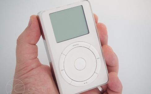 L'impressionnante évolution des spécifications entre le premier et le dernier iPod