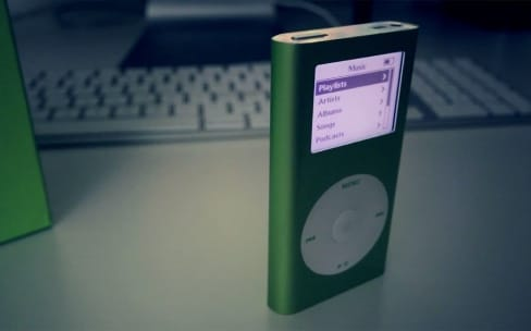Gag : Apple relance la carrière de l'iPod mini