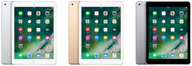 iPad 5. Image Apple.