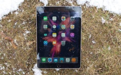 Apple en taille patron sur le marché de la tablette
