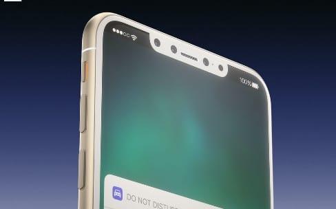 iPhone 8 : une encoche difficile à réaliser selon Foxconn