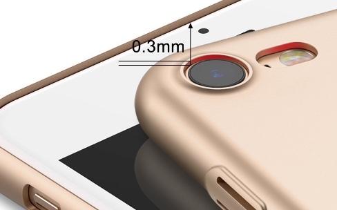 Des étuis ultra fins pour iPhone 6/6s et 7 à moins de 6€ sur Amazon