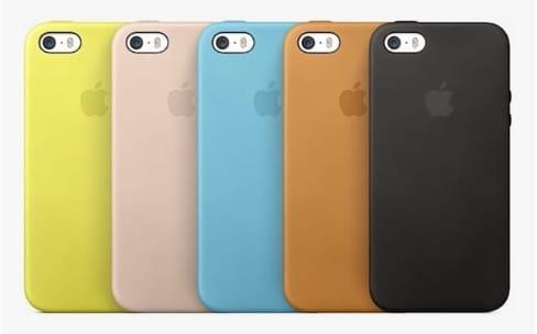 Accessoires : rupture des stocks de certains étuis iPhone et bracelets Apple Watch
