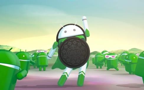 Le nouvel Android se nomme bien Oreo