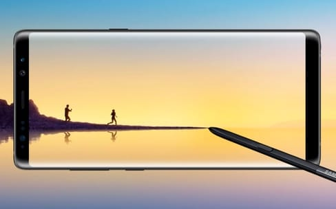 Galaxy Note8: le phénix renaît de ses cendres
