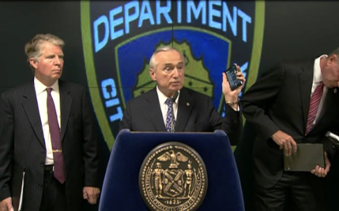 36000 smartphones Windows bons pour la benne dans la police de New York
