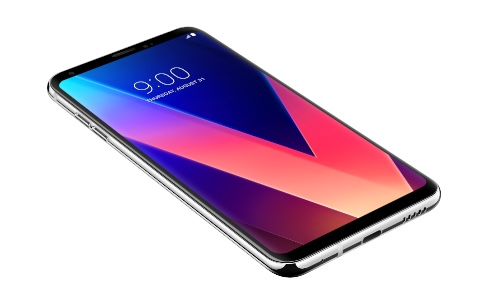 LG V30 : un nouveau joueur dans l'équipe des smartphone plein écran