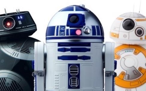 R2-D2 et BB-9E, les nouveaux robots télécommandés de Sphero