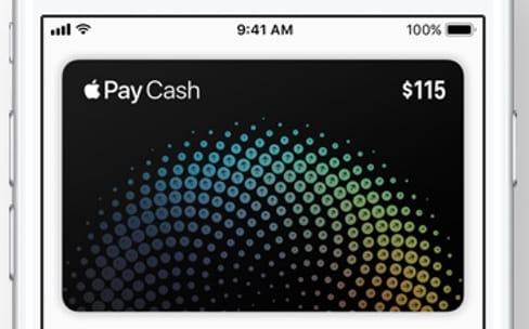 La marque Apple Pay Cash déposée en Europe