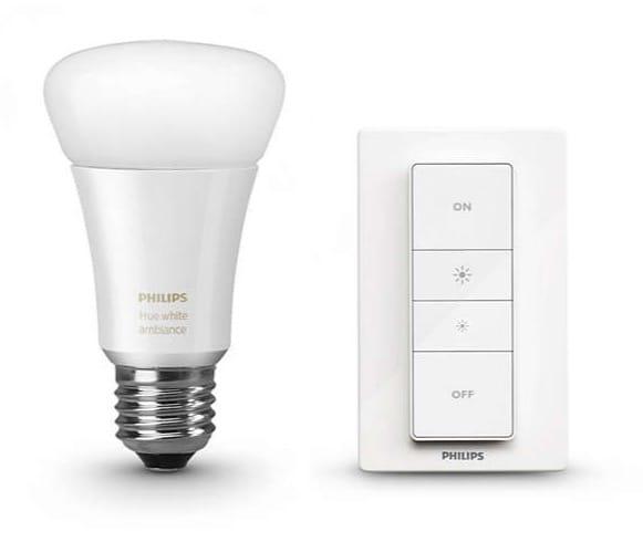 nouveaux kits hue vendus en france un interrupteur en plus une ampoule en moins igeneration. Black Bedroom Furniture Sets. Home Design Ideas