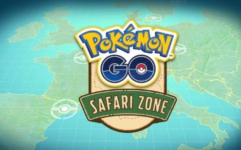 Pokémon GO : Niantic donne les nouvelles dates des Safari Zone