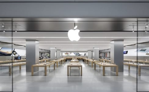 Les Apple Store se préparent pour le 22 septembre, les stocks d'Apple Watch au plus bas