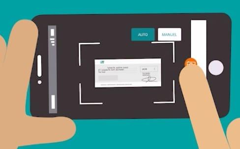 Le gros obstacle de l'encaissement des chèques par mobiles en France
