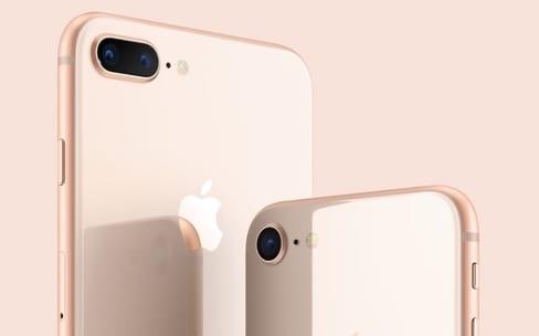 iPhone 8 et iPhone 8 Plus : prix et disponibilité