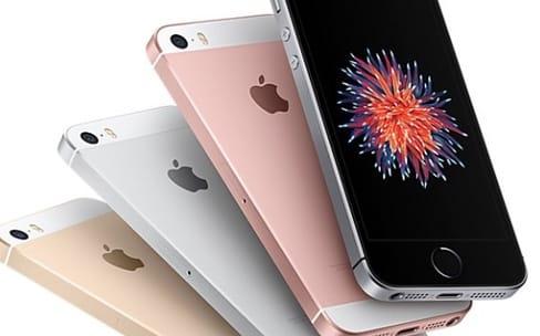 Une gamme d'iPhone très large, des baisses de prix pour les 7, 6s et SE